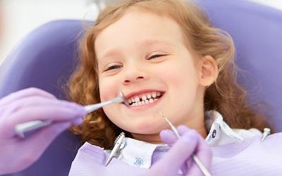 после молочных зубов фото